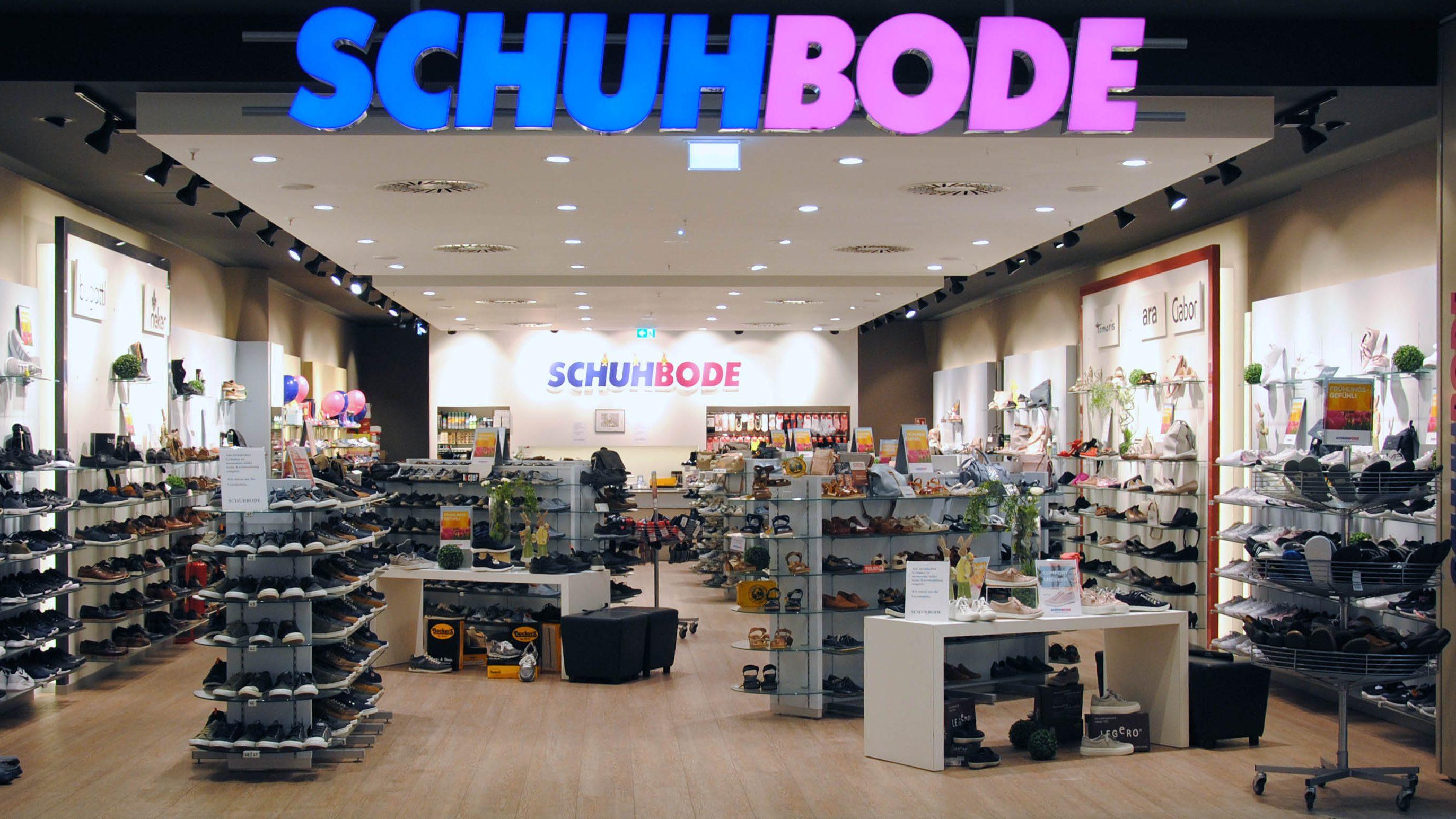 Sonntagsöffnung am 10. März in Berlin Schuh Bode